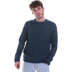 Textil Homem camisolas Gaudi 021GU53041 Azul