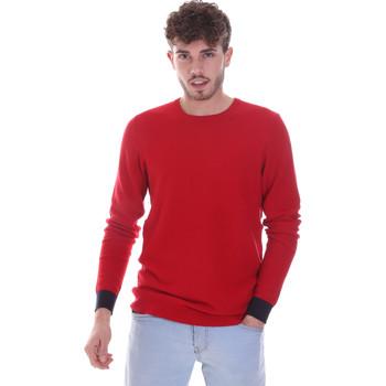 Textil Homem camisolas Gaudi 021GU53006 Vermelho