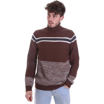Textil Homem camisolas Gaudi 021GU53040 Castanho