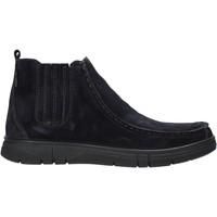 Sapatos Homem Botas baixas Enval 6220911 Azul