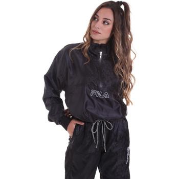 Textil Mulher Sweats Fila 682874 Preto