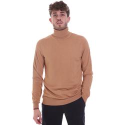 Textil Homem camisolas Gaudi 021GU53003 Bege