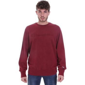 Textil Homem Sweats Champion 215207 Vermelho