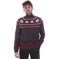 Textil Homem camisolas Gaudi 021GU53046 Cinzento
