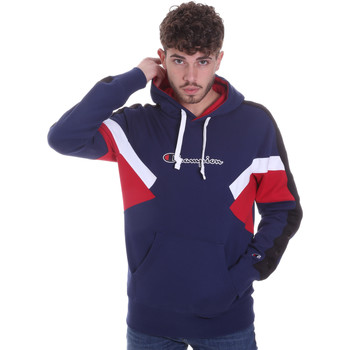 Textil Homem Sweats Champion 214783 Azul