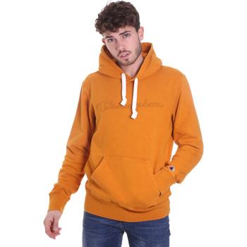 Textil Homem Sweats Champion 215206 Laranja
