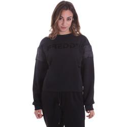 Textil Mulher Sweats Freddy F0WTBS1 Preto