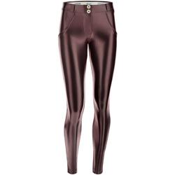 Textil Mulher Collants Freddy WRUP2RS925 Castanho
