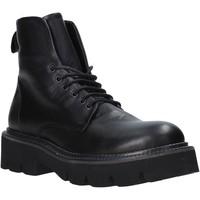 Sapatos Mulher Botas baixas Bueno Shoes 20WR3405 Preto