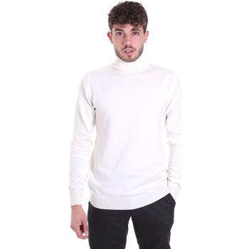 Textil Homem camisolas Sseinse MI1620SS Branco