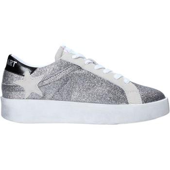 Sapatos Mulher Sapatilhas Shop Art SA030064 Prata