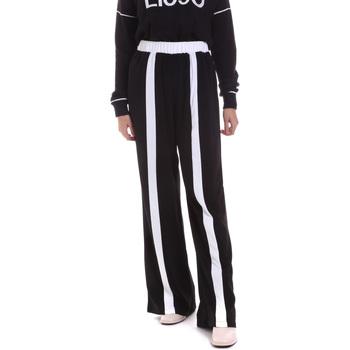Textil Mulher Calças Liu Jo TF0134 T8423 Preto