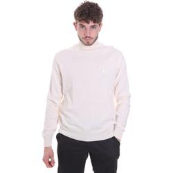 Textil Homem camisolas Navigare NV11006 33 Branco