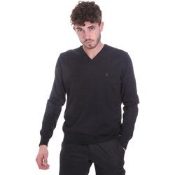 Textil Homem camisolas Navigare NV11006 20 Preto