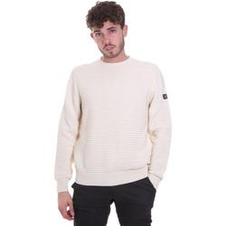 Textil Homem camisolas Navigare NV10325 30 Branco