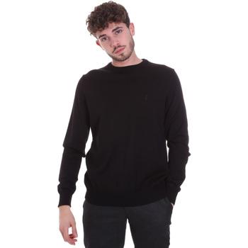 Textil Homem camisolas Navigare NV11006 30 Preto