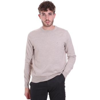 Textil Homem camisolas Navigare NV11006 30 Bege