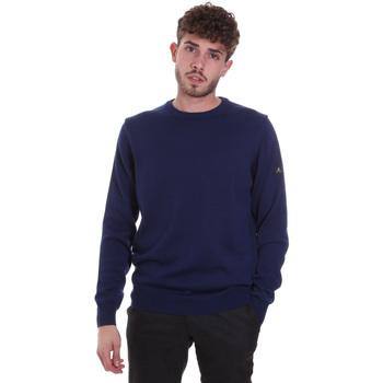 Textil Homem camisolas Navigare NV12002 30 Azul