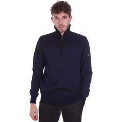 Textil Homem camisolas Navigare NV10291 51 Azul