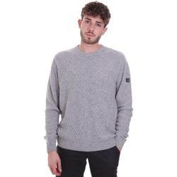 Textil Homem camisolas Navigare NV10303 30 Cinzento