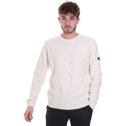 Textil Homem camisolas Navigare NV10303 30 Branco