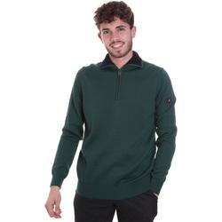 Textil Homem camisolas Navigare NV12006 51 Verde