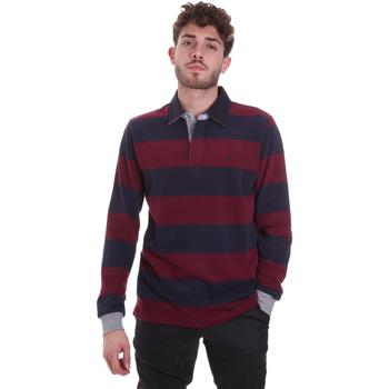 Textil Homem T-shirts e Pólos Navigare NV30029 Vermelho
