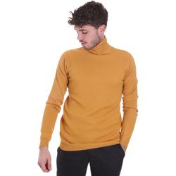Textil Homem camisolas Sseinse MI1671SS Amarelo
