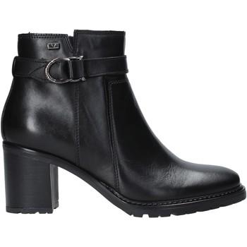 Sapatos Mulher Botins Valleverde 46084 Preto