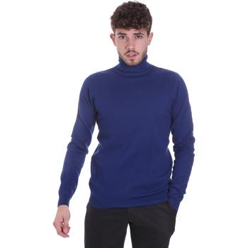 Textil Homem camisolas Sseinse MI1671SS Azul