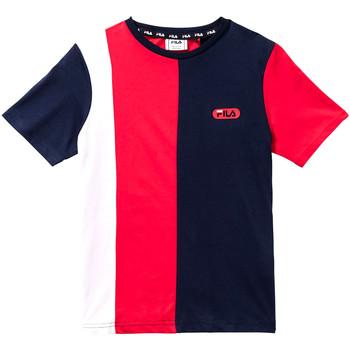 Textil Criança T-Shirt mangas curtas Fila 688008 Vermelho