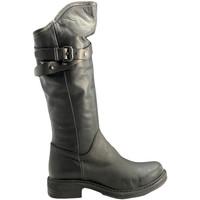 Sapatos Mulher Botas baixas Bueno Shoes 8M1107 Preto