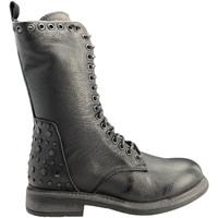 Sapatos Mulher Botas baixas Bueno Shoes 9M1702 Preto