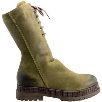 Sapatos Mulher Botas baixas Bueno Shoes 20WM3006 Verde