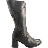 Sapatos Mulher Botas baixas Bueno Shoes 20WP1406 Preto