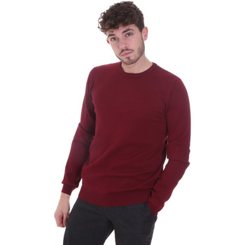 Textil Homem camisolas Sseinse MI1670SS Vermelho