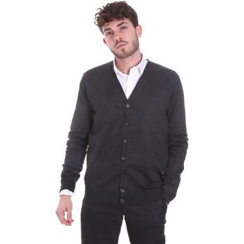 Textil Homem Casacos de malha Sseinse MI1621SS Cinzento