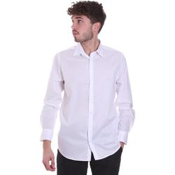 Textil Homem Camisas mangas comprida Sseinse CI543SS Branco