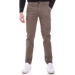 Textil Homem Chinos Sseinse PSI646SS Bege