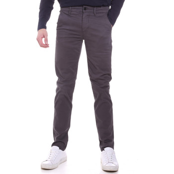 Textil Homem Chinos Sseinse PSI646SS Cinzento