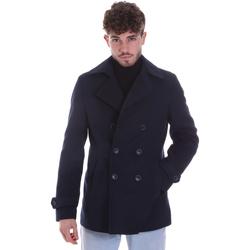 Textil Homem Casacos Sseinse GBI625SS Azul