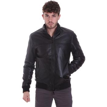 Textil Homem Jaquetas Sseinse GBI654SS Preto
