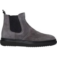 Sapatos Homem Botas baixas IgI&CO 6115600 Preto