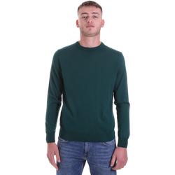 Textil Homem camisolas Navigare NV11006 30 Verde