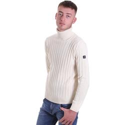 Textil Homem camisolas Navigare NV10311 33 Branco