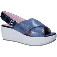 Sapatos Mulher Sandálias Stonefly 110333 Azul