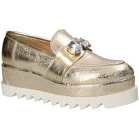 Sapatos Mulher Mocassins Grace Shoes 1312 Amarelo