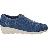 Sapatos Mulher Richelieu The Flexx C2501_28 Azul