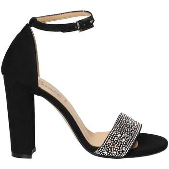 Sapatos Mulher Sandálias Grace Shoes 1388 Preto