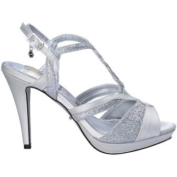 Sapatos Mulher Sandálias Osey SA0559 Cinzento